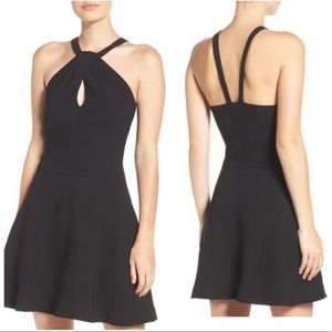 NWT Likely Clinton Dress In Black Size 2
